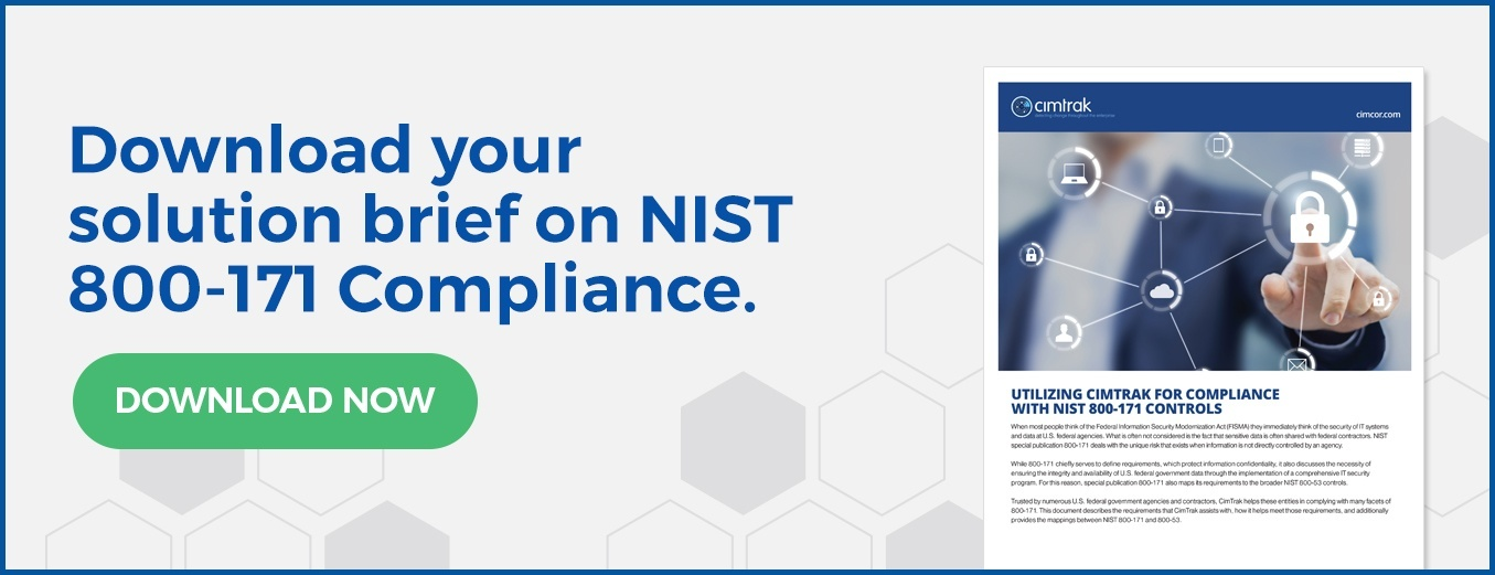 Data Security and NIST Compliance