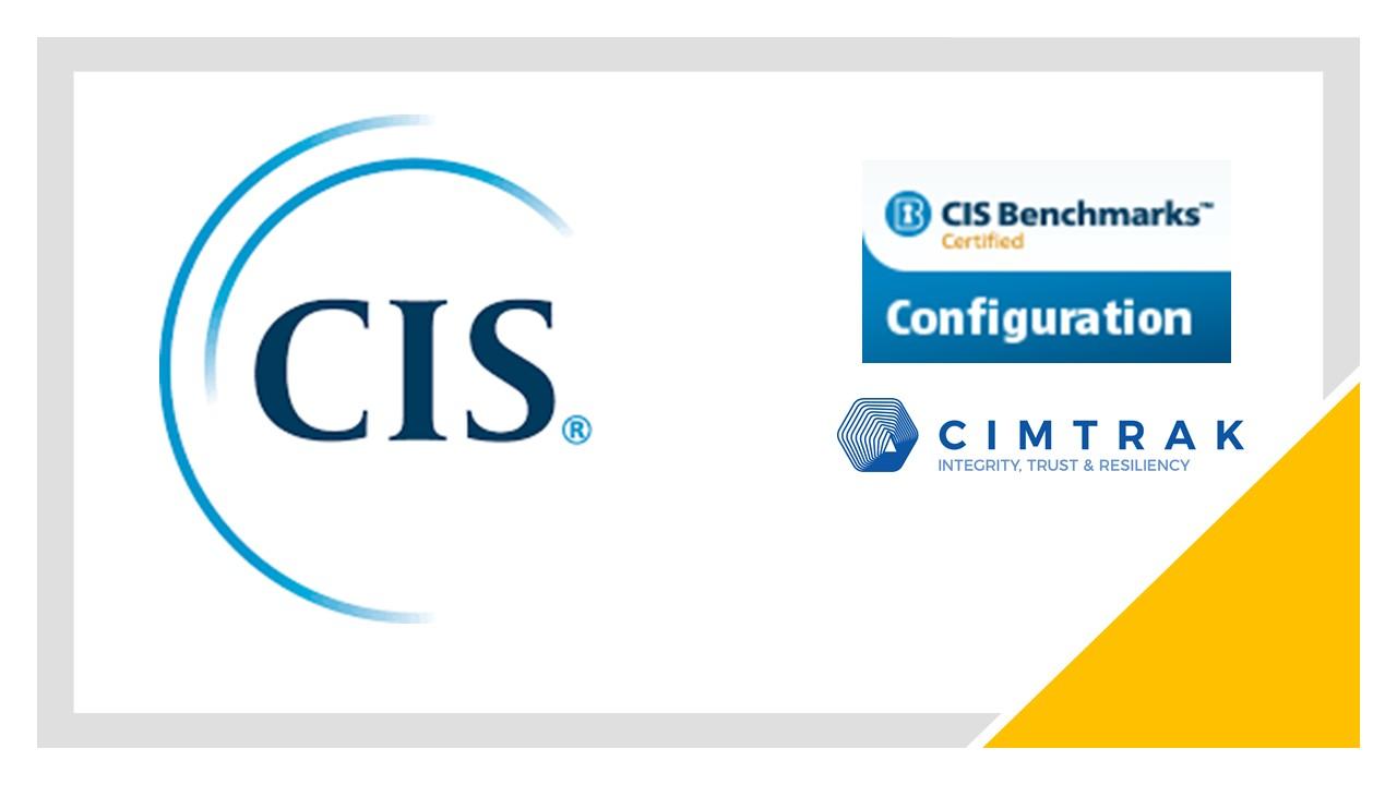 CIS Awards Cimcor First-Ever Benchmarks Configuration Certification